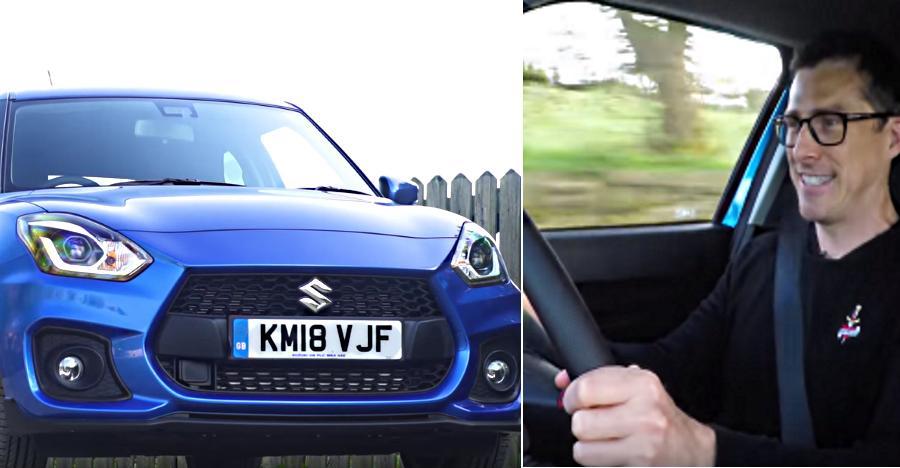 Suzuki Swift Sport is MEGA fun, says this video review