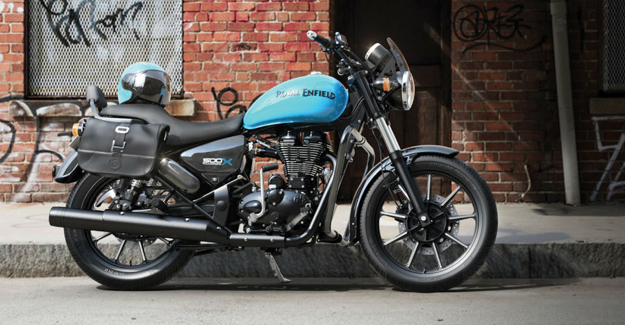 Royal Enfield Thunderbird 350X and 500X official accessory prices revealed