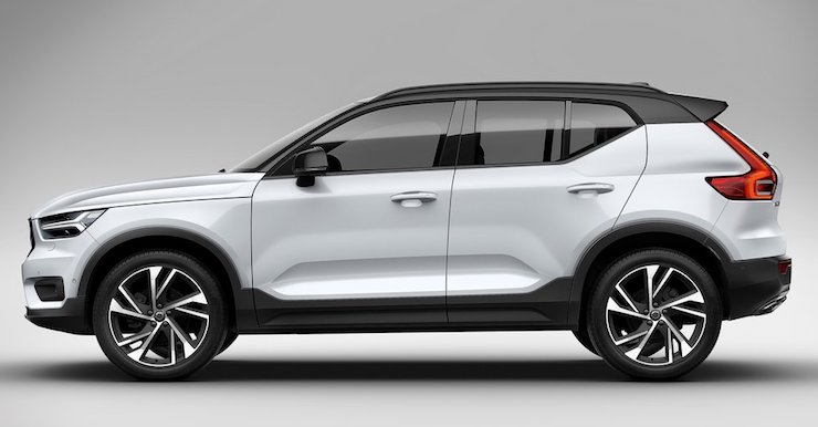 Volvo XC40 launching next month, to take on BMW X1, Audi Q3 and Mercedes GLA