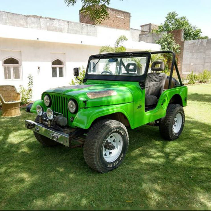 Beautifully restored Jeep CJ-5 that you can actually buy