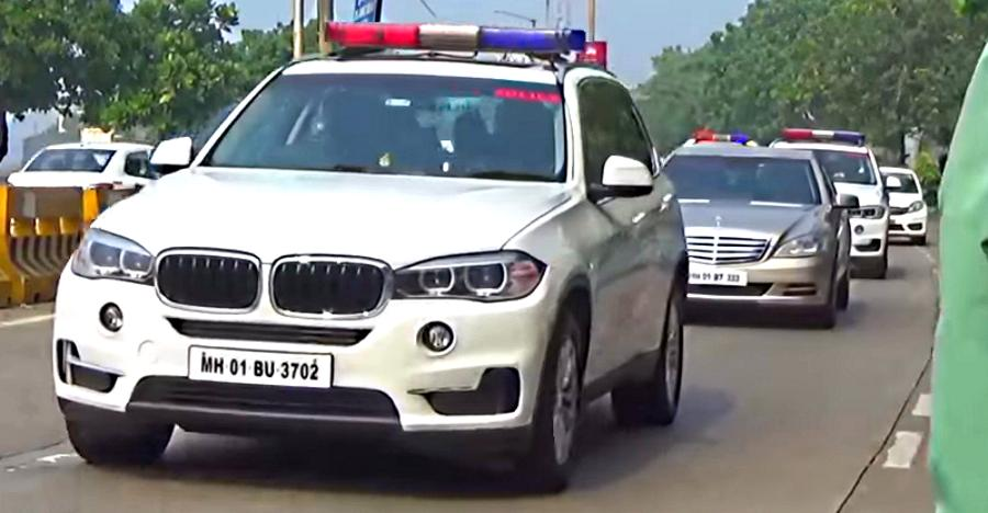 BMW X5 to Toyota Fortuner: 5 SUVs that Ambani's security guards use caught on video