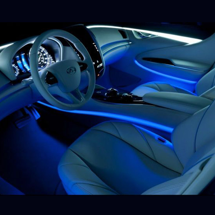 Can You Add Ambient Lighting To Any Car