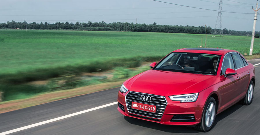 Audi India offering discounts on A3, A4, A6 & Q3 up to 9.7 lakhs