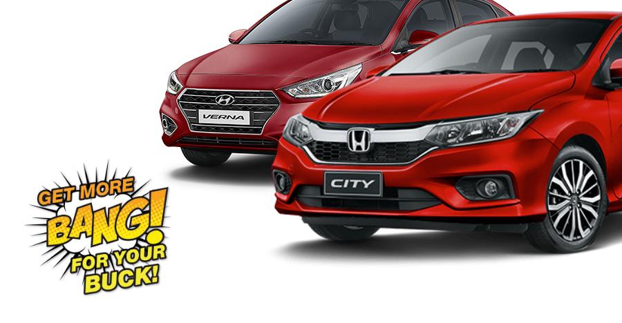 Affordable petrol cars with the most 'power per rupee': Honda City to Hyundai Verna