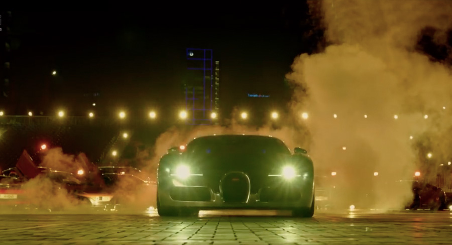 Race 3 Movie Trailer Its Exotic Cars Rolls Royce Ferrari