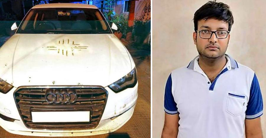 Engineering student sells high-end Audi luxury car & STEALS it back; Busted!