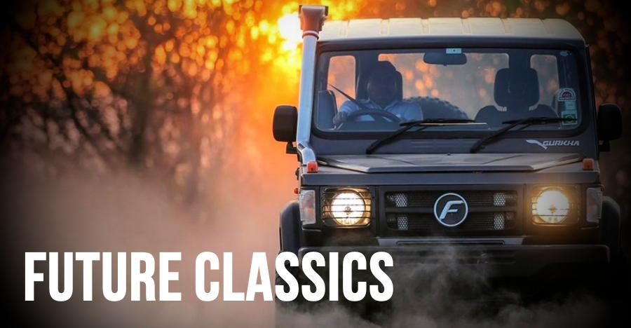 5 current cars that will become future classics: Mahindra Thar to Maruti Gypsy