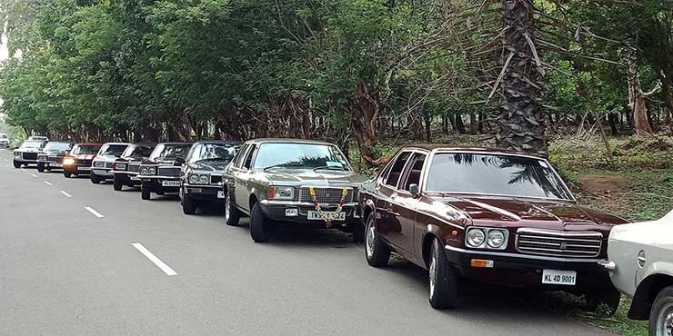 India's 'biggest' Hindustan Contessa meet attended by some meticulously restored examples