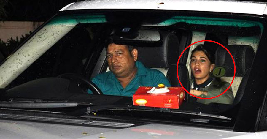 Jacqueline Fernandez has a car accident while returning from Salman Khan's party