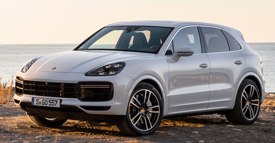 Third-generation Porsche Cayenne Turbo high-performance luxury SUV now available to order in India