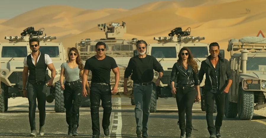 Salman Khan starrer Race 3's car stunt sequences shot on race track [Video]