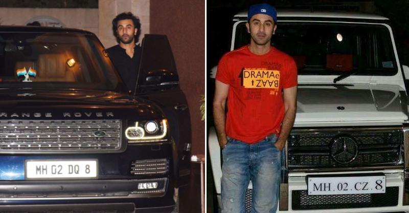 Ranbir Kapoor's 5 enviable cars: Range Rover Vogue to Audi R8