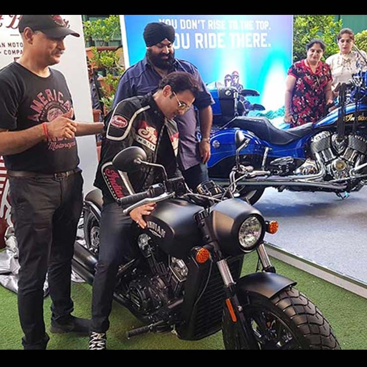 rohit roy indian scout