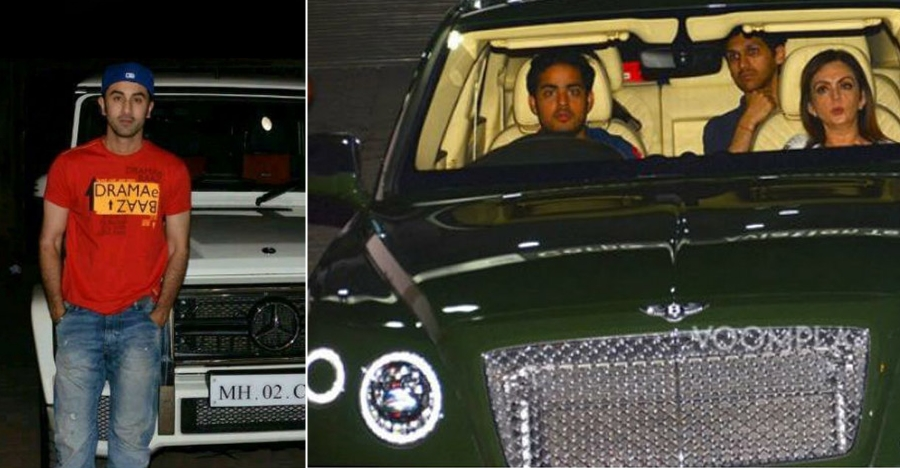MOST powerful SUVs of India's rich & famous: Ambani's Bentayga to Dhoni's Hummer H2