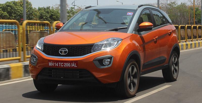 Tata Nexon AMT launched in India; A LOT cheaper than Ford Ecosport & Mahindra TUV300