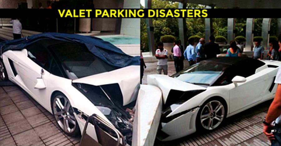 6 valet parking disasters & 6 MEGA mistakes people make!