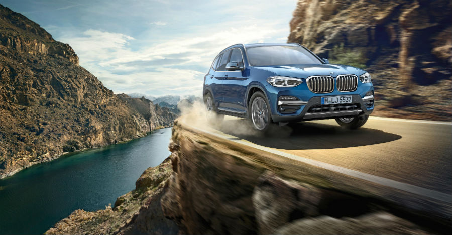 BMW X3 petrol SUV launched in India