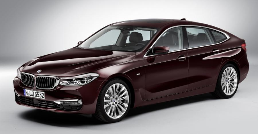 BMW 6-Series Gran Turismo now gets a sporty diesel engine