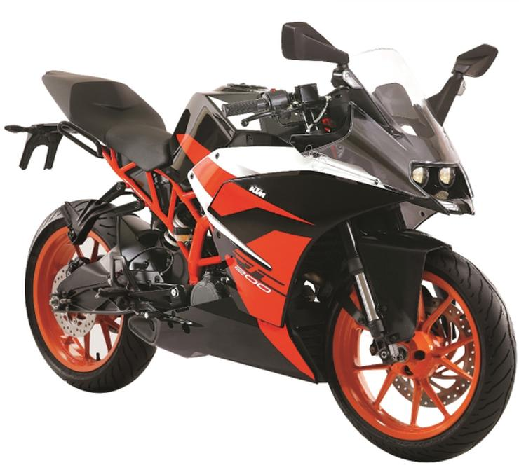 2019 Ktm Rc200 Abs Launched In India Sandra Wirth