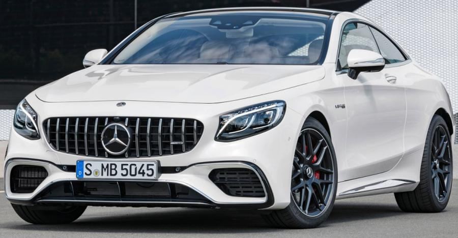 FASTEST-ever Mercedes Benz S-Class - the S63 AMG Coupe ...