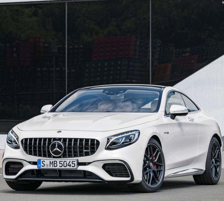 Fastest Ever Mercedes Benz S Class The S63 Amg Coupe Launched In