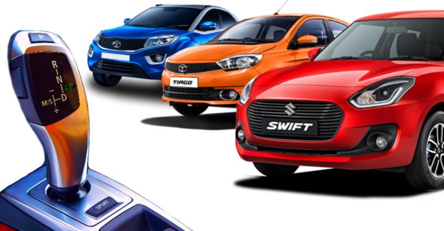 6 SOLID reasons to buy AMT cars like the Maruti Swift, Tata Tiago & more