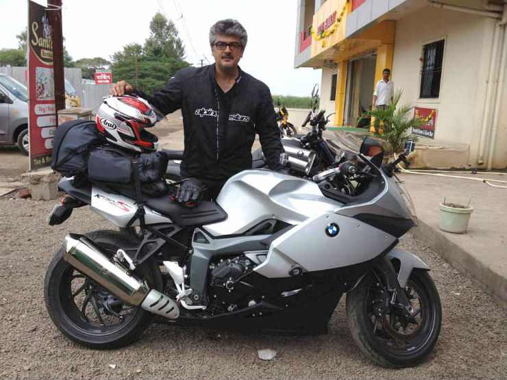 Monstrous Motorcycles Of India S Rich Famous From Salman