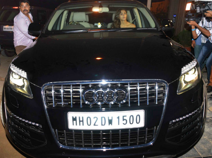 Alia Bhatt and her cars: From Range Rover to BMW 7-Series