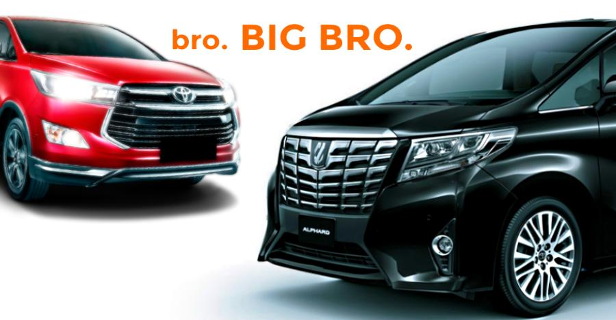 Toyota Alphard – Innova's big brother – may ACTUALLY come to India: Here is why