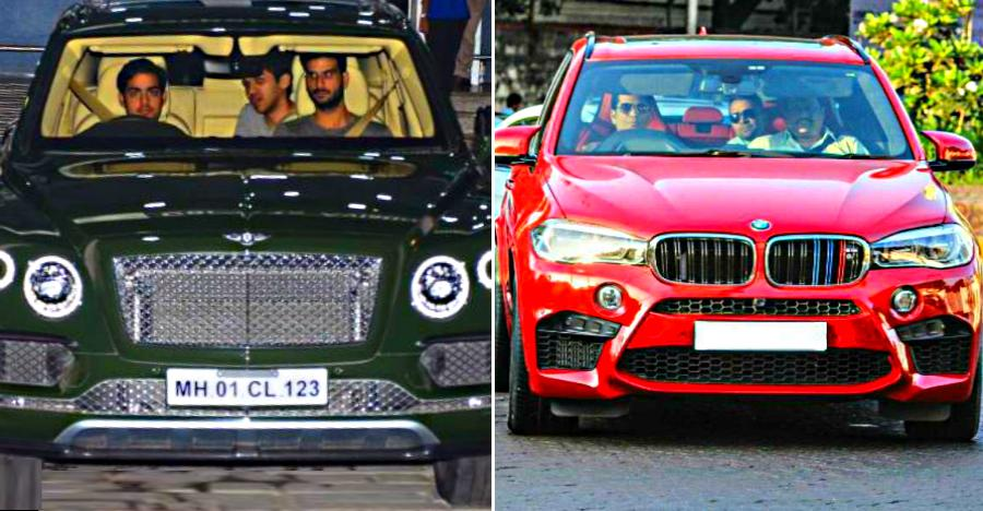India's 10 most expensive SUVs & their famous owners: Ambani's Bentley Bentayga to Sachin Tendulkar's BMW X5M