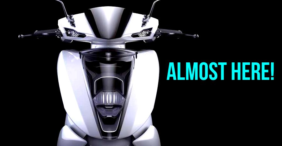 India's first smart electric scooter, Ather S340's launch date revealed