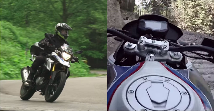 Upcoming BMW GS 310R: What the high-end Royal Enfield Himalayan rival feels like off the road [Video]