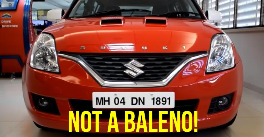 Meet India's first Maruti Swift converted into a 'Baleno' [Video]