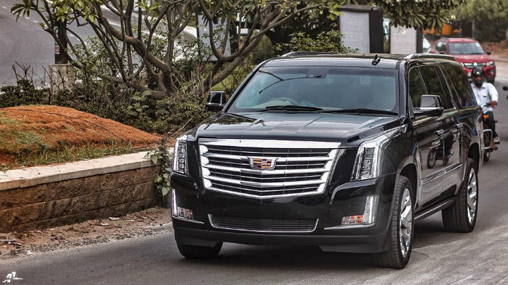 5 New Super Exotic Cars Suvs Of India Gmc Sierra To Cadillac Escalade