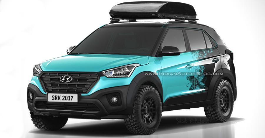 5 popular SUVs & what their 'off-road' spec versions will look like: Maruti Brezza to Hyundai Creta