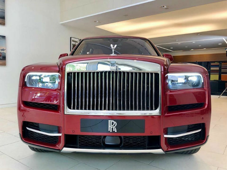 this lady is the first indian to buy the rolls royce cullinan suv