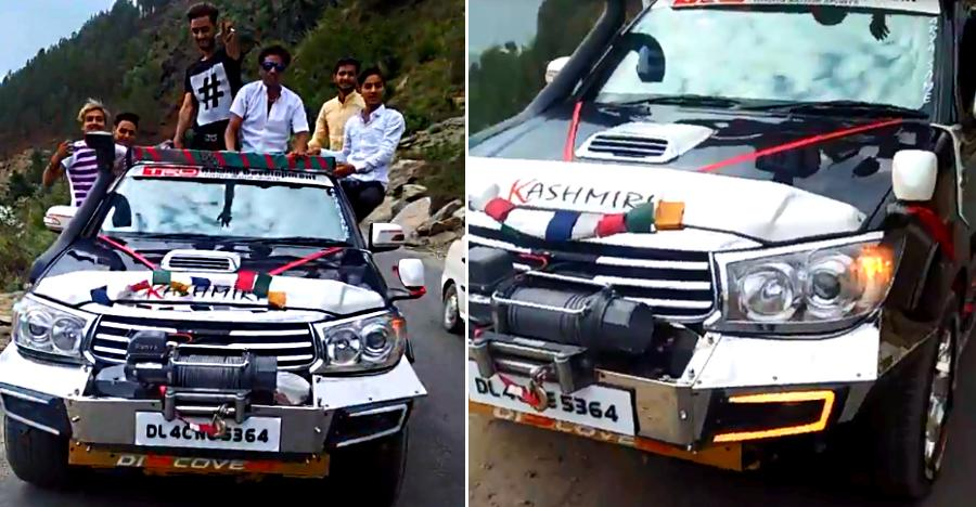 Toyota Fortuner shows the Mahindra Scorpio that it can DANCE too [Video]