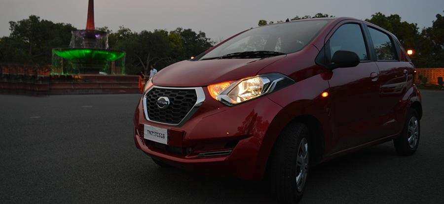 Datsun redi-GO AMT: Long term drive introduction