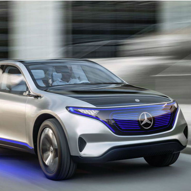Mercedes Benz Gearing Up To Build Electric Cars In Pune