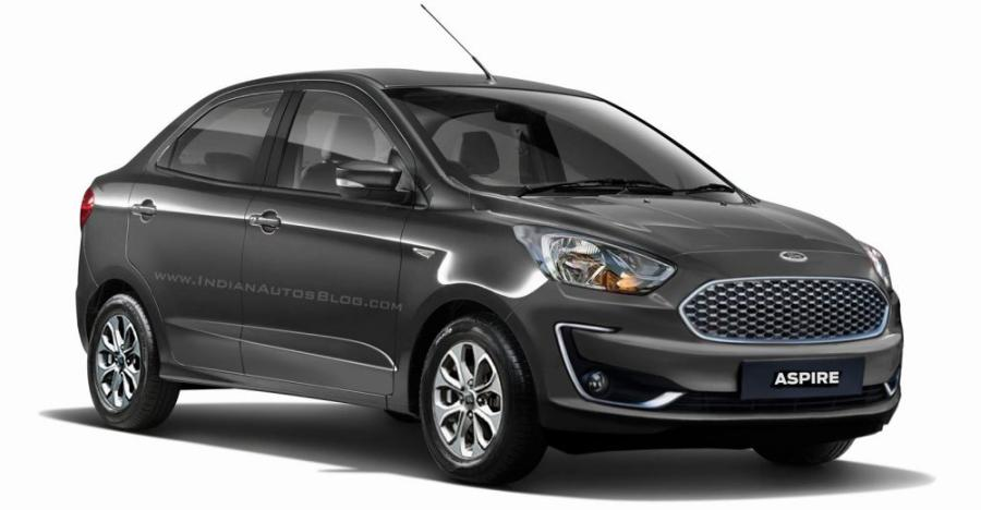 Ford Figo Aspire Facelift: 5 BIG changes to look forward to