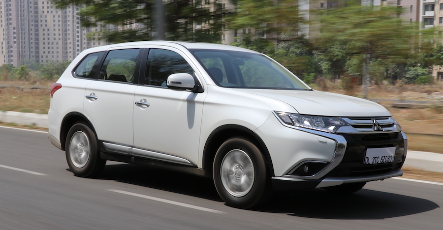2018 Mitsubishi Outlander Review [Video + Image Gallery]