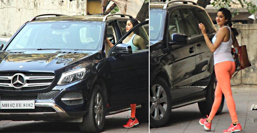 Janhvi Kapoor, Boney Kapoor & their luxury cars: Range Rover to Mercedes S-Class