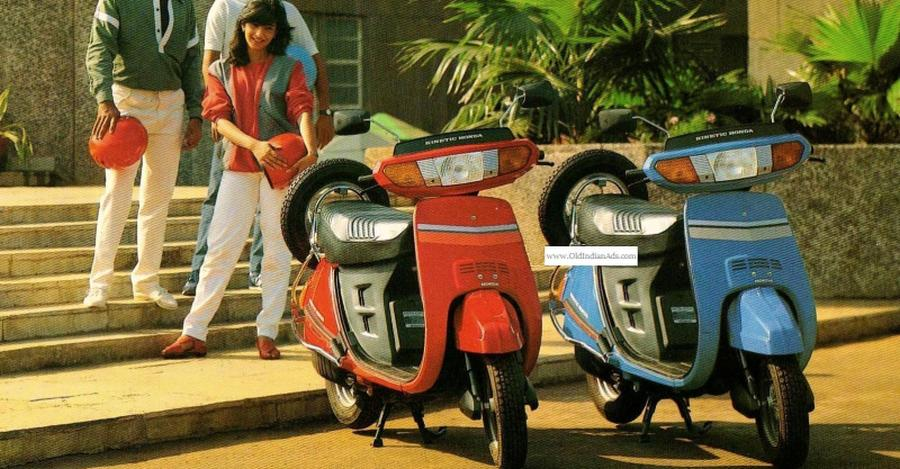 20 FORGOTTEN scooters of India: From Kinetic Honda to Royal Enfield Fantabulous