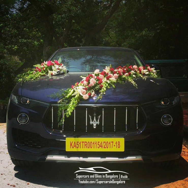 Super Expensive Wedding Cars Of India From Rolls Royce Ghost To