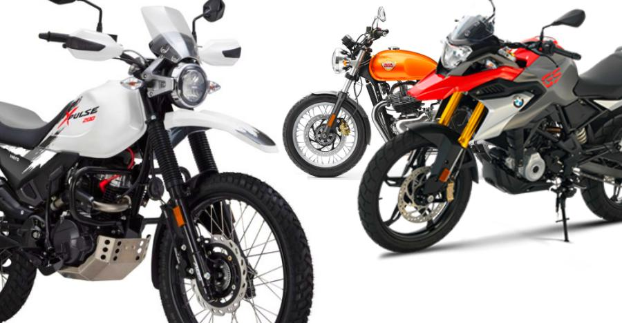 5 most AWAITED motorcycle launches of 2018; Hero XPulse to Royal Enfield Interceptor