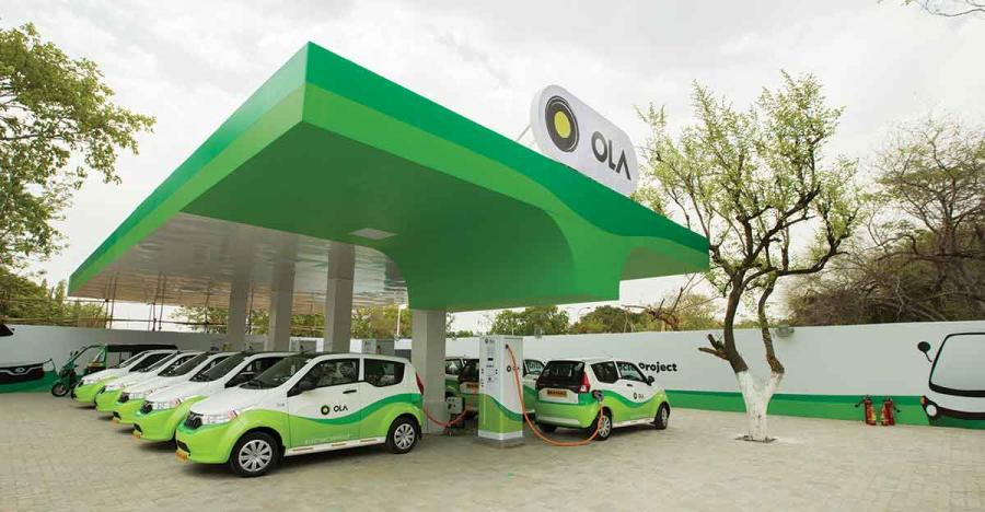 Ola plans to put 1 million electric taxis on Indian roads: Details