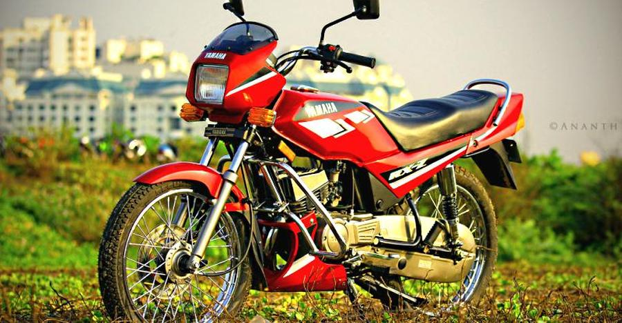 10 FORGOTTEN bikes from Yamaha – From RX-Z & YBX to RD350 & Enticer