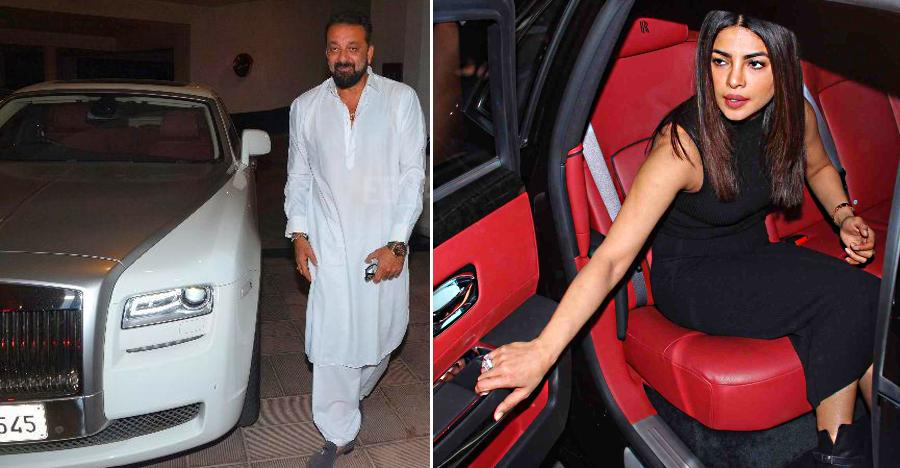 Rolls Royces of India's rich & famous on VIDEO: Sanjay Dutt to Anant Ambani