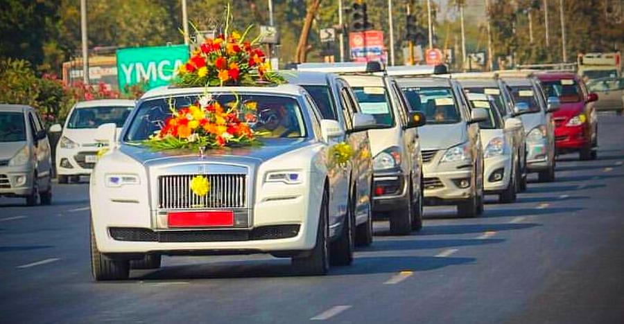 Super EXPENSIVE wedding cars of India: From Rolls Royce Ghost to Aston Martin Rapide S