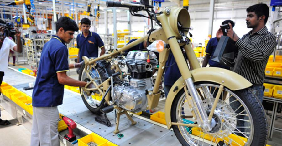Royal Enfield factory visit: Watch your motorcycle being built [Video]